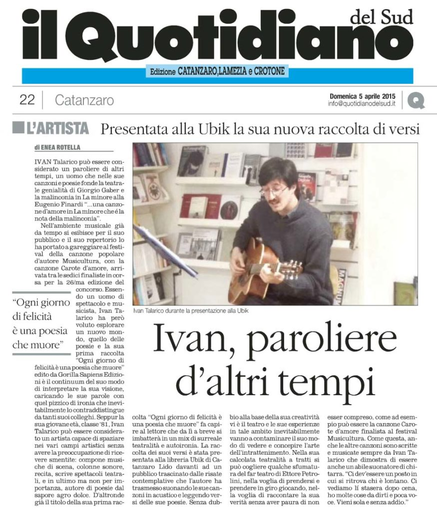 il quotidiano lq